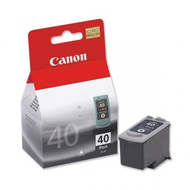 Cartus original inkjet Canon PG 40 Black