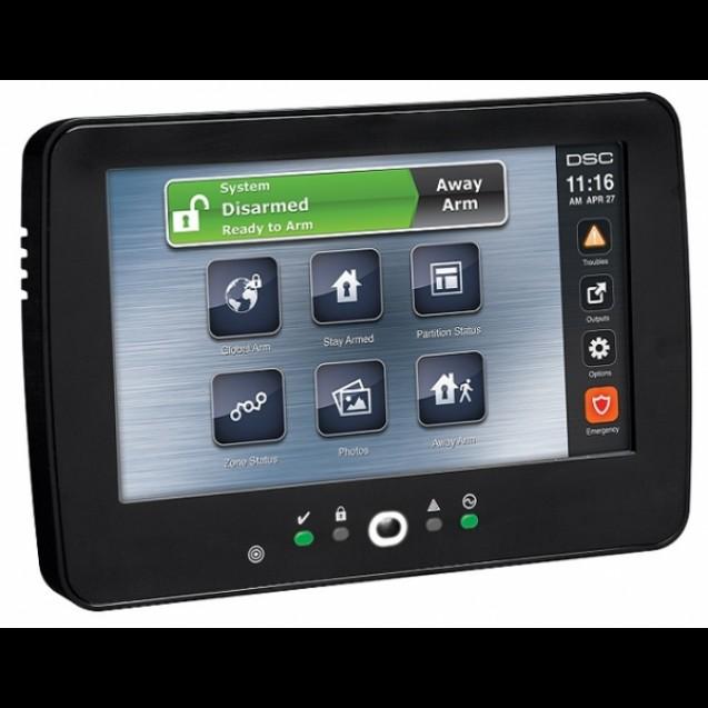 Tastatura LCD touchscreen DSC NEO-TOUCH B