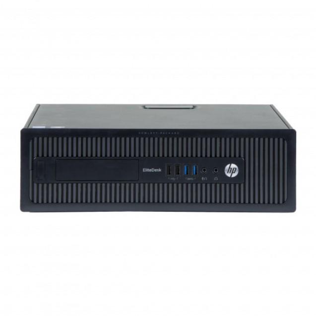 CALCULATOR HP 800 G1 I5-4570/4GB/500GB/DVDRW+WIN.10 PRO MAR REFURBISHED