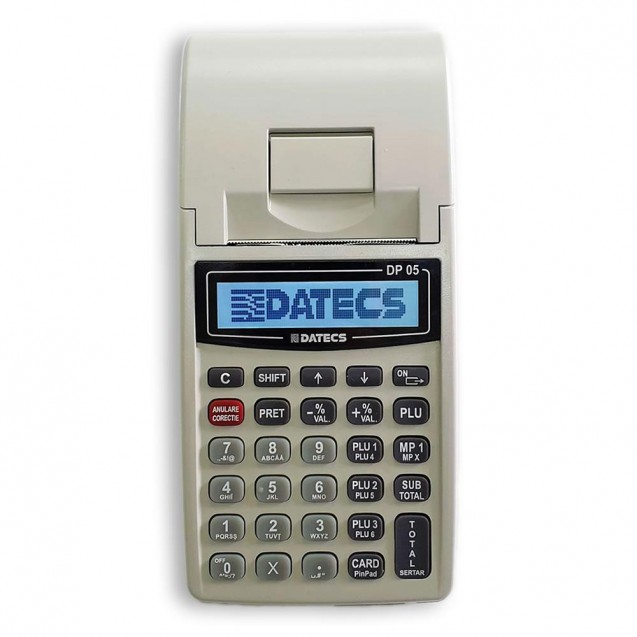 Casa de marcat DATECS DP-05